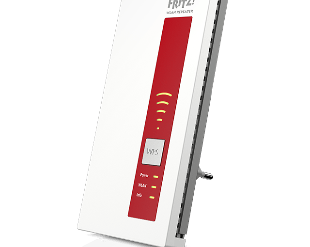 Using the Fritz!Wlan 1160 repeater to increase my wifi range [review]
