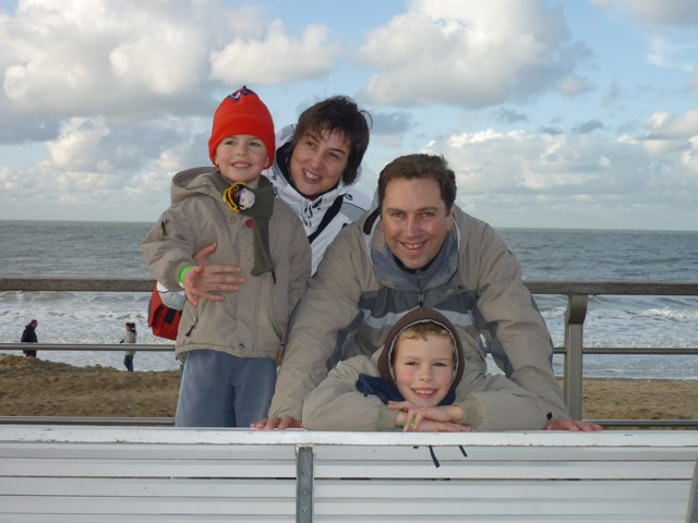 A picture of the Boschmans Family